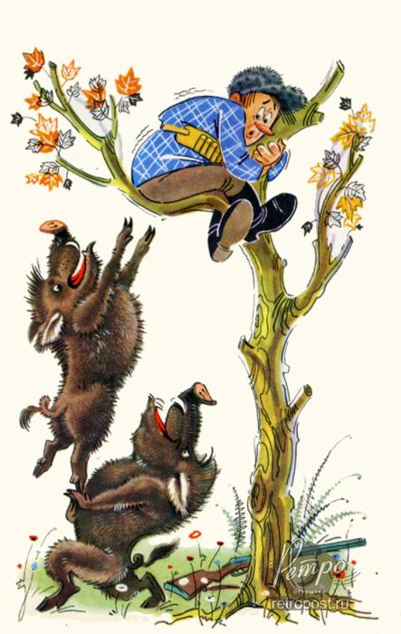 Зарисовки из жизни охотника - Страница 2 41500010