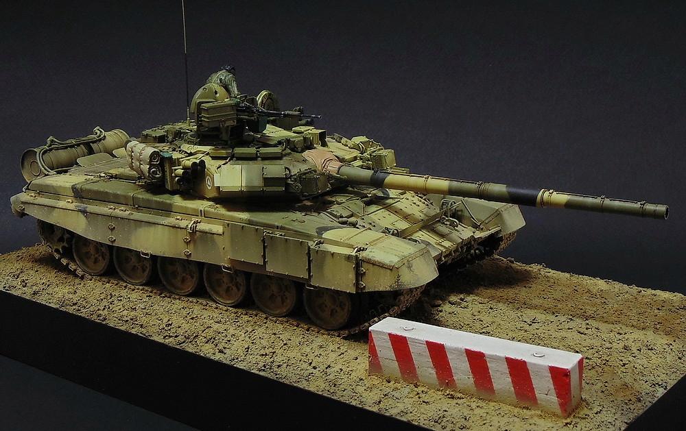 Загрузка Т - 90А  00414