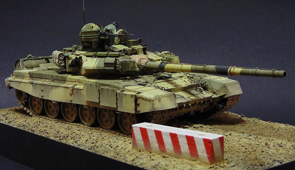 Загрузка Т - 90А  00811