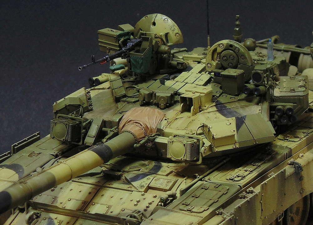 Загрузка Т - 90А  00910
