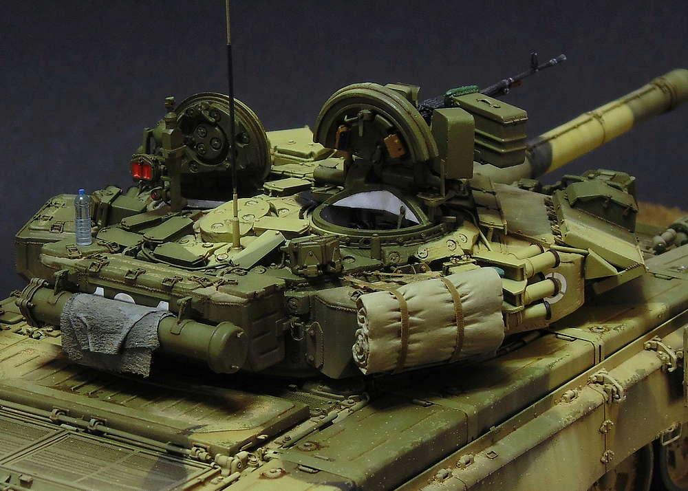 Загрузка Т - 90А  01210