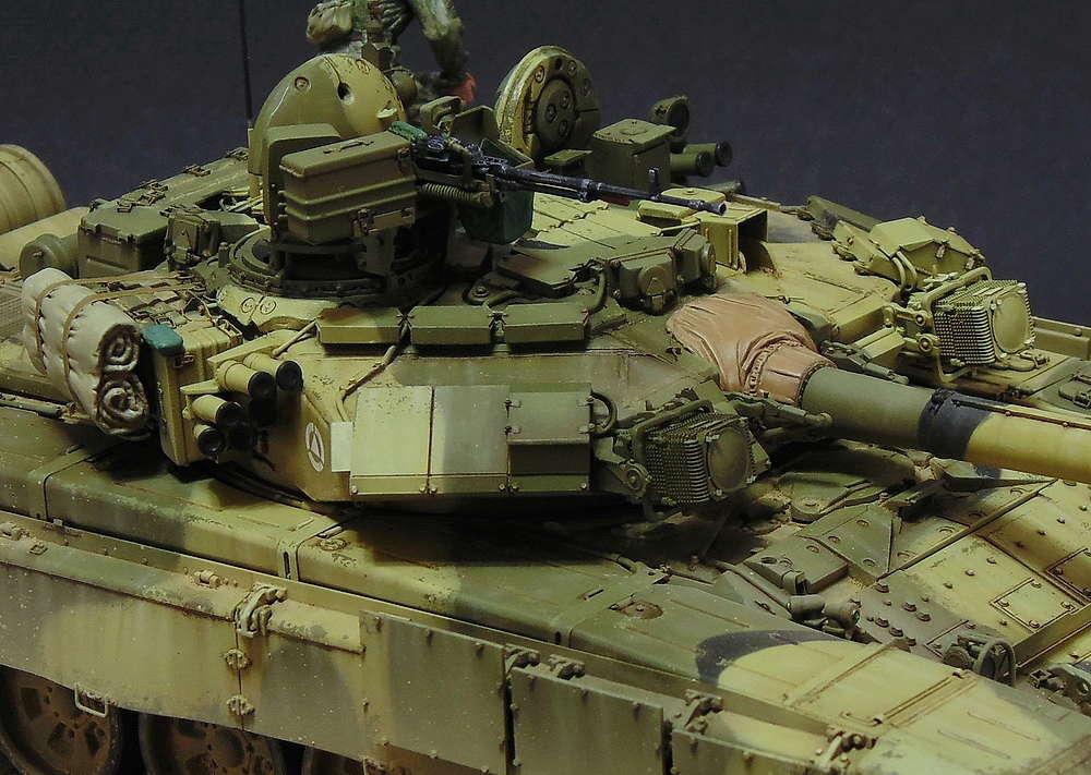 Загрузка Т - 90А  01310