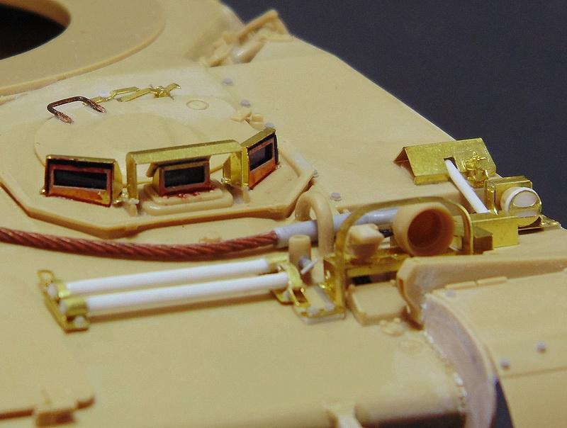 AMX 30B2 - Французский средний танк 0311