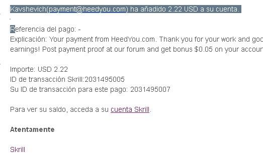 [PAGANDO] HEEDYOU - Standard - Refback 80% - Mínimo 1$ - Rec. Pago 14 - Página 6 Screen43