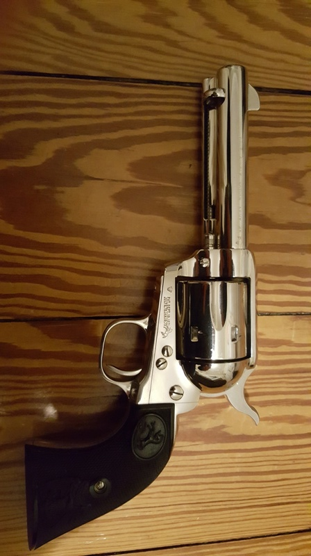 Colt Single Action Army 45 Long Colt 20170217