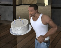 Feliz aniversário pra mim. Happyb10