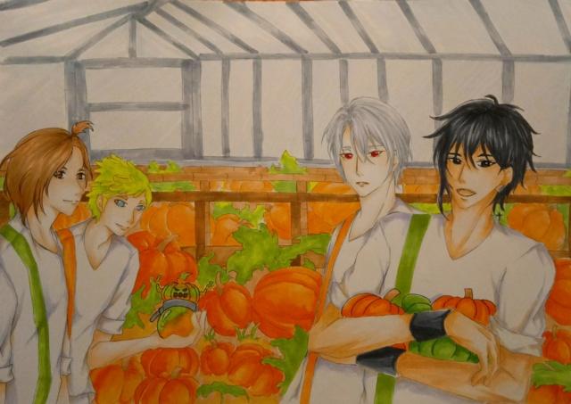 Challenge 01 : Pumpkin Farm 18-10-10