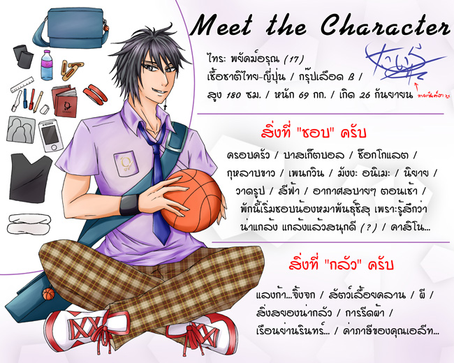 Lesson 54 : Meet the character Quset_15