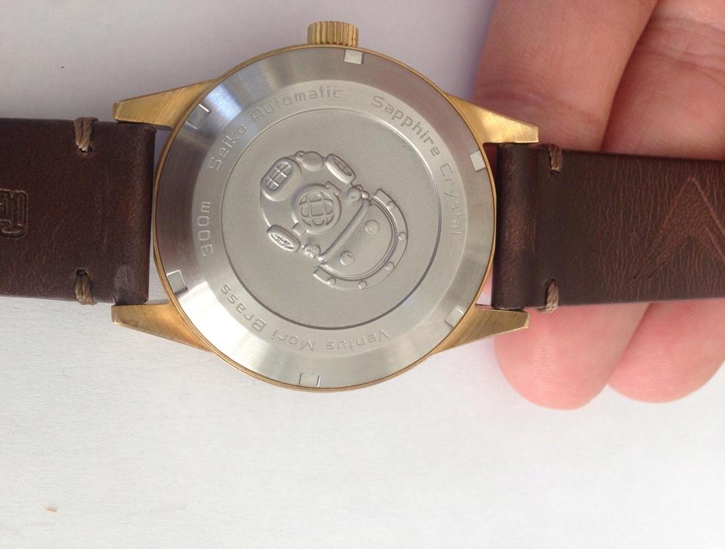 Ventus Mori Brass Diver 300 Img_6231