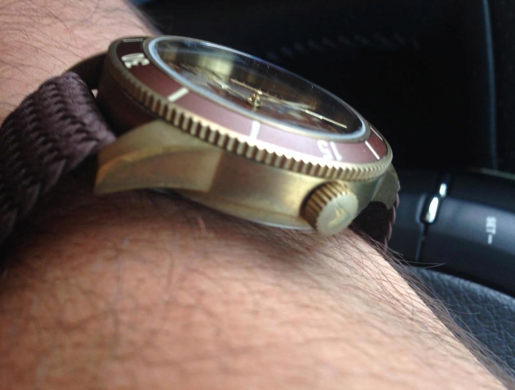 Ventus Mori Brass Diver 300 Img_7510