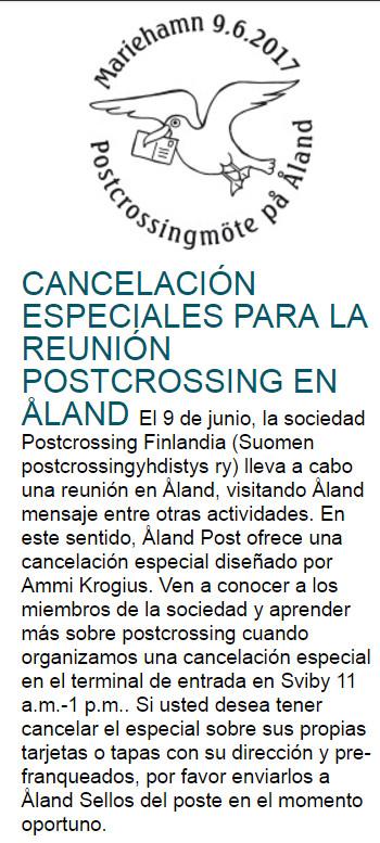 MINICOLECCIÓN - Sellos dedicados a Postcrossing Matase10