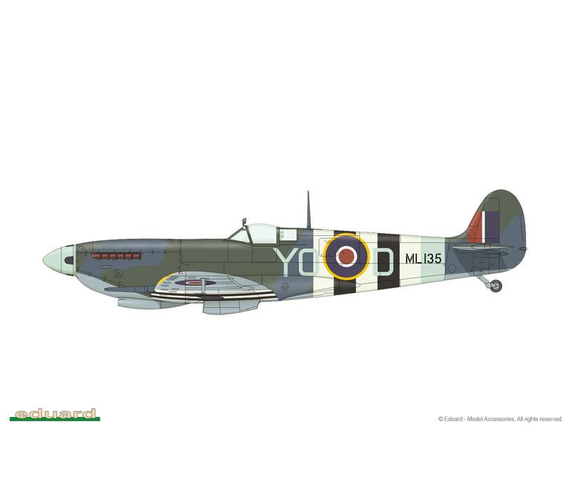 Spitfire Mk.IXc 1/72 Eduard 70121_10