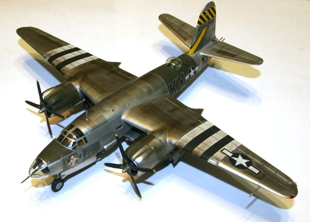 B-26 Marauder 1/72 Hasegawa Img_5111