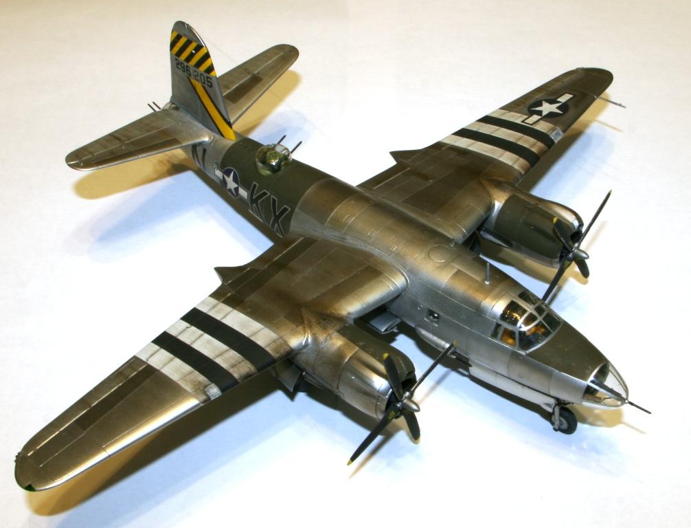 B-26 Marauder 1/72 Hasegawa Img_5112