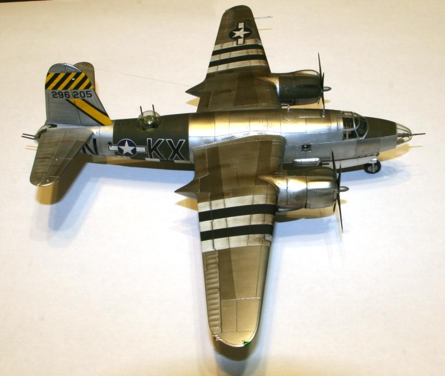 B-26 Marauder 1/72 Hasegawa Img_5113