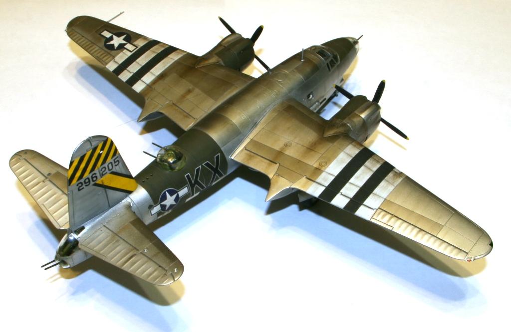 B-26 Marauder 1/72 Hasegawa Img_5114