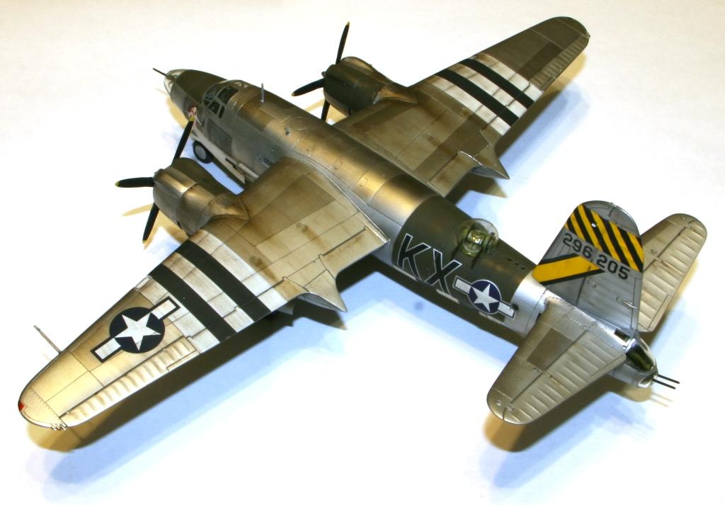 B-26 Marauder 1/72 Hasegawa Img_5115