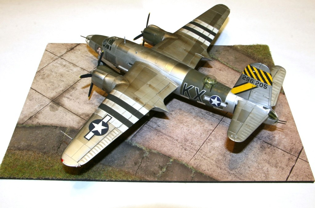 B-26 Marauder 1/72 Hasegawa Img_5116