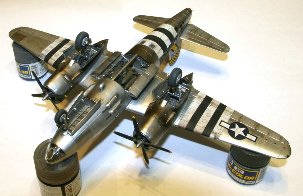 B-26 Marauder 1/72 Hasegawa Img_5117