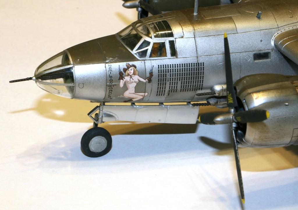 B-26 Marauder 1/72 Hasegawa Img_5118