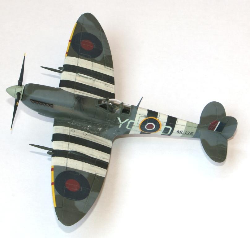 Spitfire Mk.IXc 1/72 Eduard Img_5510