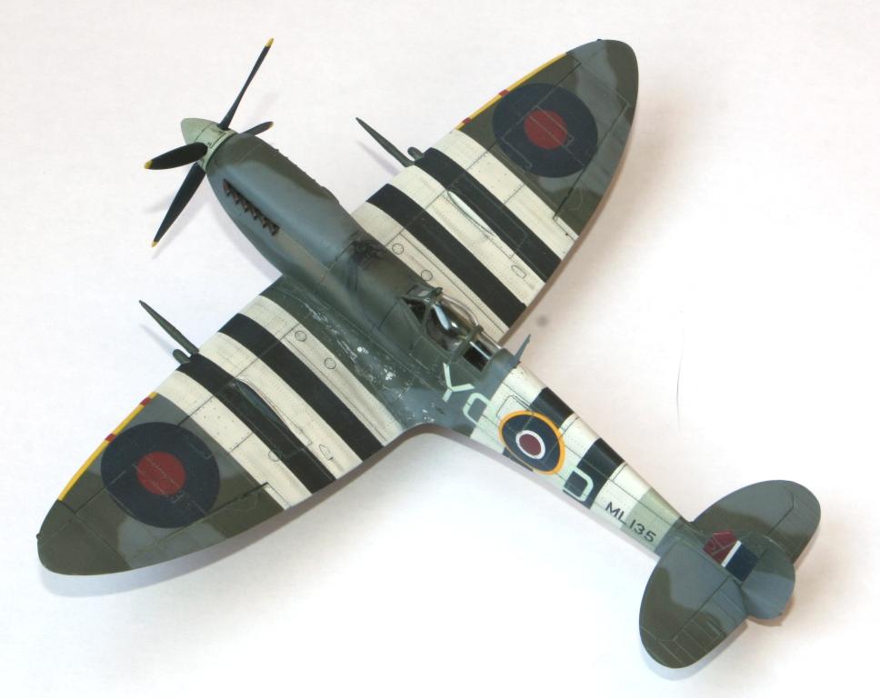 Spitfire Mk.IXc 1/72 Eduard Img_5511