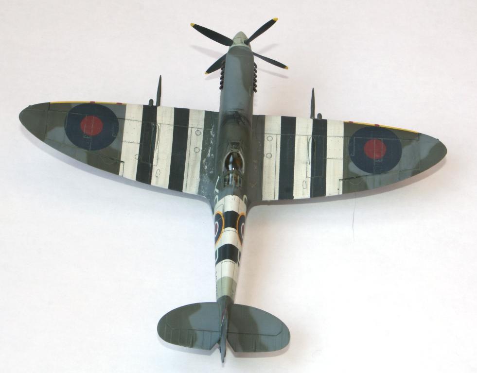 Spitfire Mk.IXc 1/72 Eduard Img_5512
