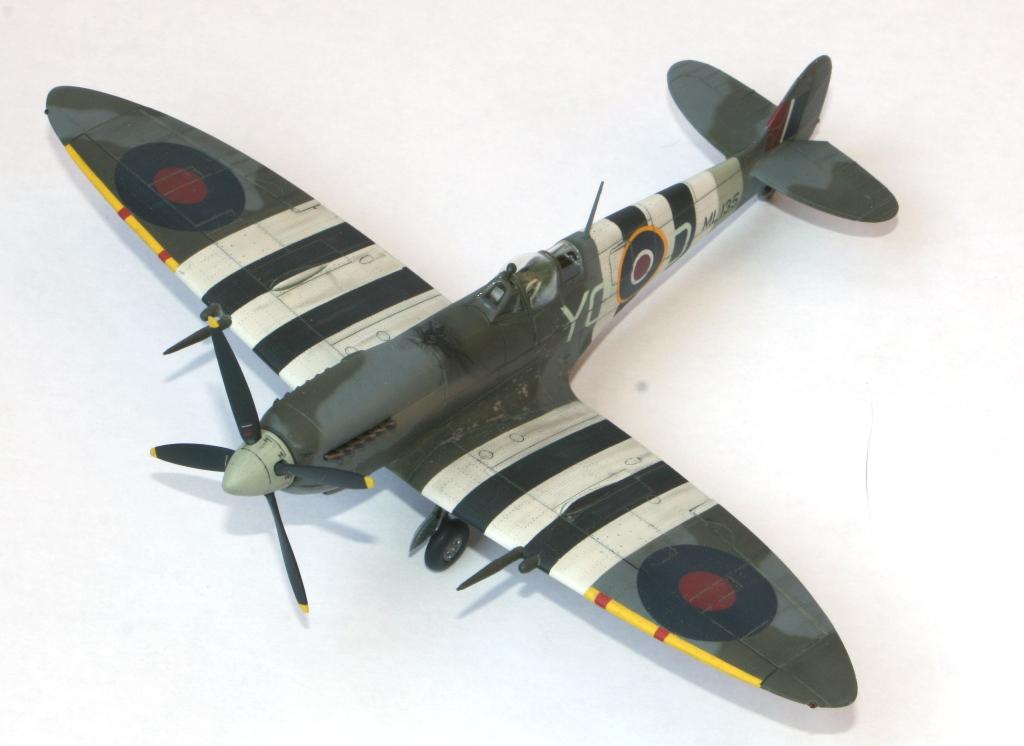 Spitfire Mk.IXc 1/72 Eduard Img_5514