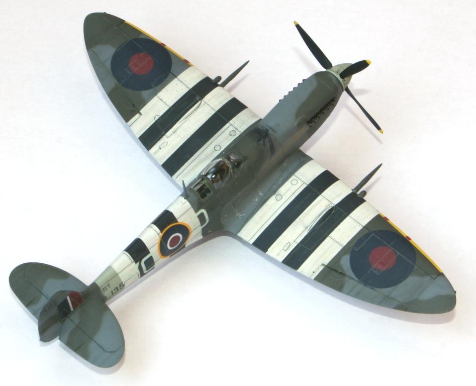 Spitfire Mk.IXc 1/72 Eduard Img_5515