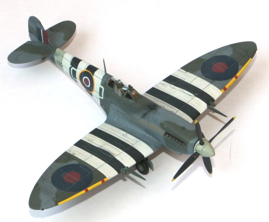 Spitfire Mk.IXc 1/72 Eduard Img_5518