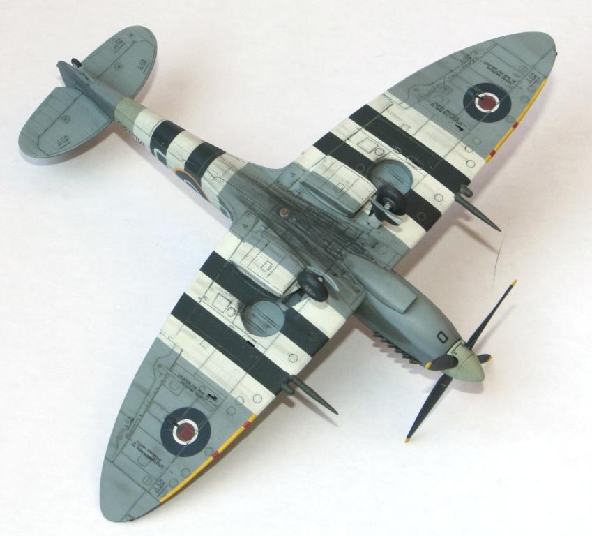 Spitfire Mk.IXc 1/72 Eduard Img_5519