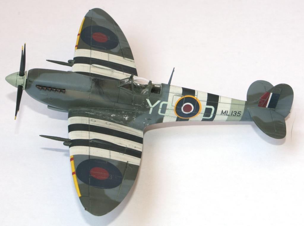 Spitfire Mk.IXc 1/72 Eduard Img_5520