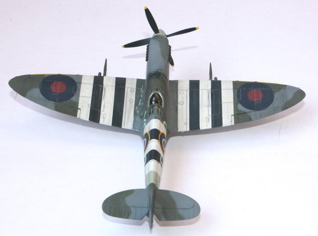 Spitfire Mk.IXc 1/72 Eduard Img_5524