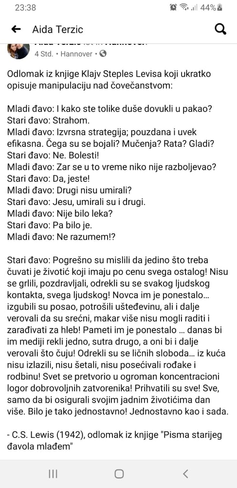 LJUDSKA SVIJEST I RAZINE IDENTIFIKACIJE - Page 2 Djavo10