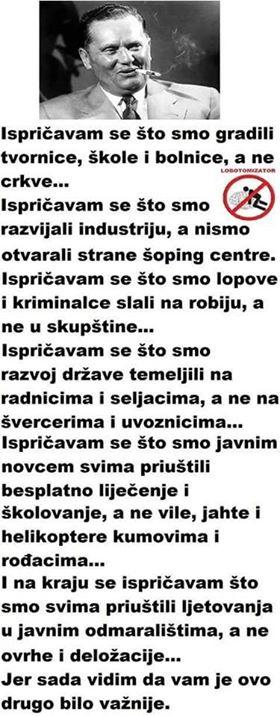 JOSIP BROZ TITO Isprik10
