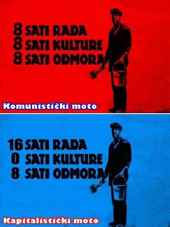 """KOMUNISTICKA """"ČUDA"""" Moto10"""