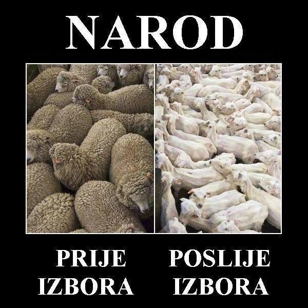 O POLITICI I POLITIČARIMA... Narod10