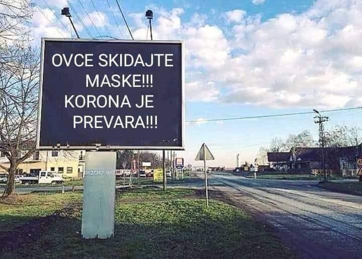 """MEDIJSKE MANIPULACIJE-KORONA KOVID """"VIRUS""""! Ovce18"""