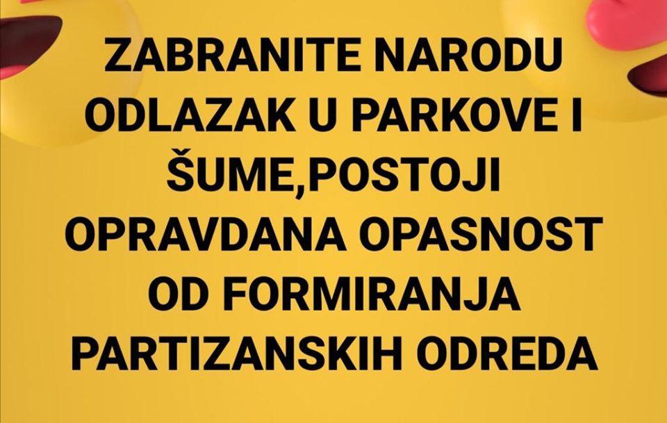 HOMO BALKANIKUS SEPARATIKUS Partiz10