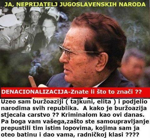 JOSIP BROZ TITO Tile10