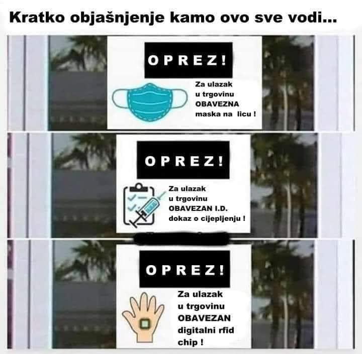 """MEDIJSKE MANIPULACIJE-KORONA KOVID """"VIRUS""""! Uskoro10"""