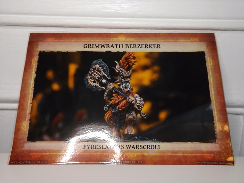 Warscroll format A5 Recto10