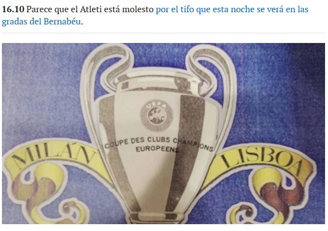 Ida semis Champions: Real Madrid - Atlético de Madrid Juas10