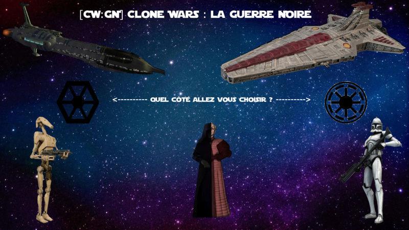 Clone Wars : la Guerre Noire