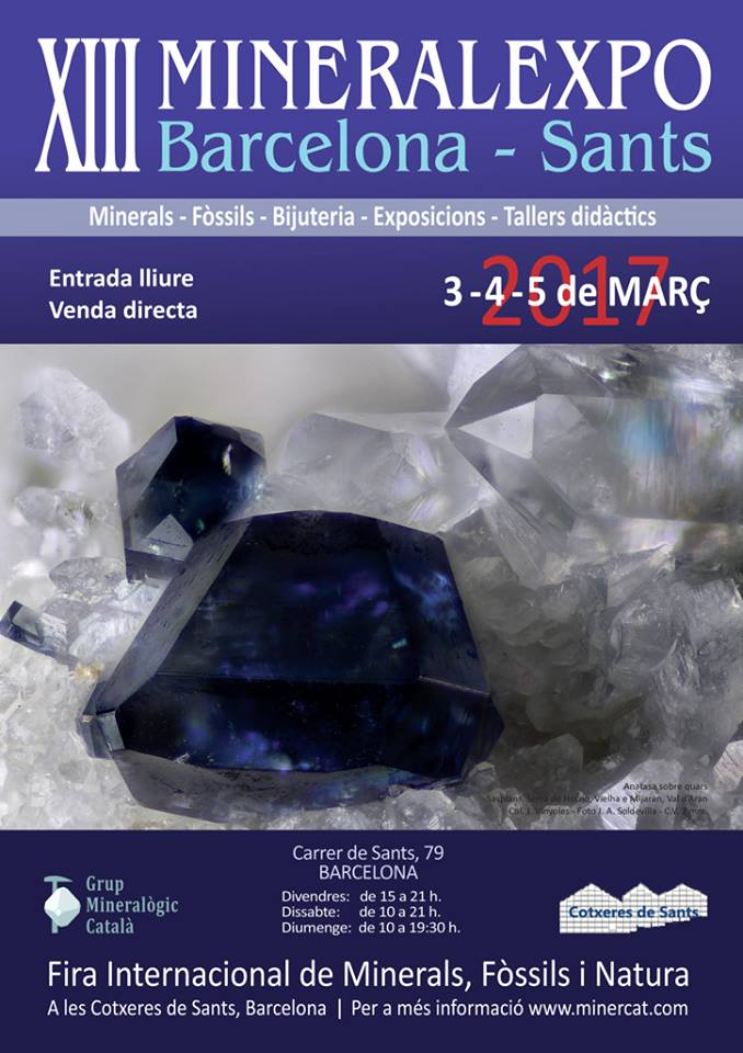 PRE-MINERALEXPO BARCELONA SANTS 2017 16708510