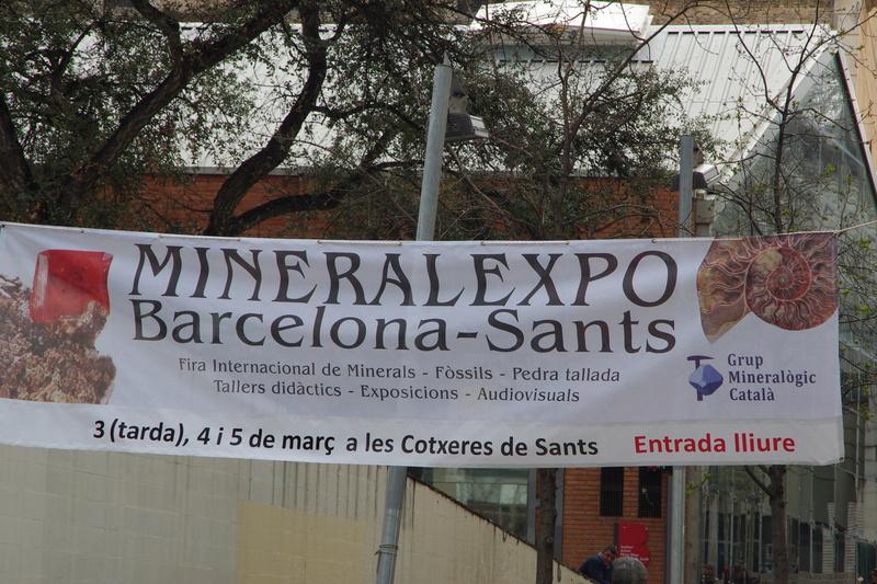 sants - MINERALEXPO BARCELONA-SANTS: MAKING-OF (amb algunes fotos curioses). 210