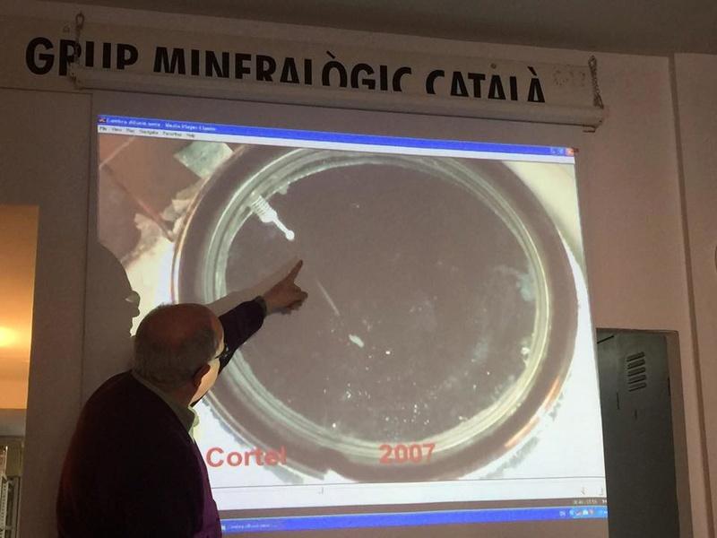 minerals - Espectrometria de radiació gamma aplicada a minerals i materials radioactius 411