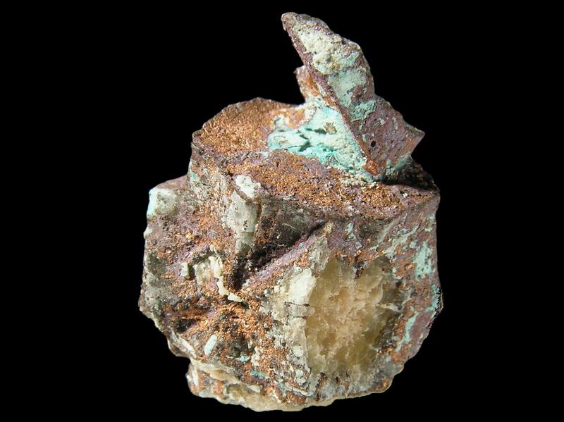 El mineral del mes - Maig 2017 Coure_10