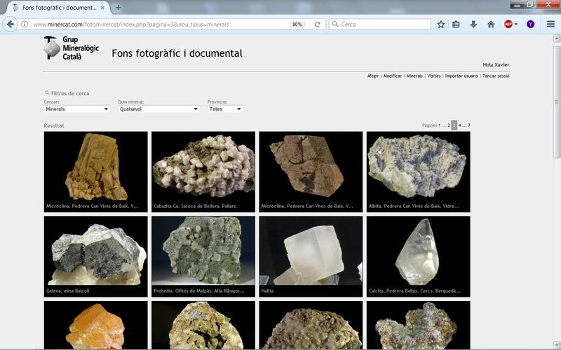 Fons Fotogràfic i Documental del Grup Mineralògic Català Fondo012