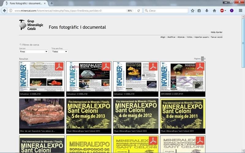 Fons Fotogràfic i Documental del Grup Mineralògic Català Fondo018